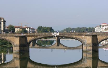 Ponte Santa Trinita Image