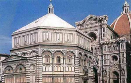 Florence Baptistery Image