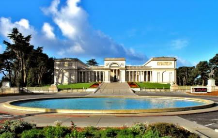 California Palace Of The Legion Of Honor Image