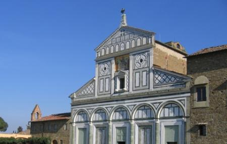 Basilica Di San Miniato Al Monte Image
