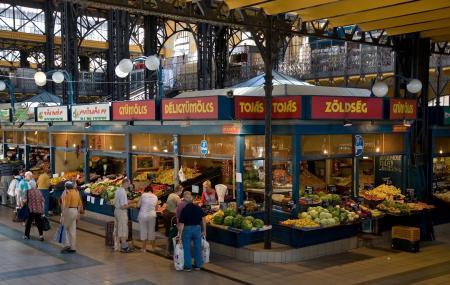 Central Market Hall Image