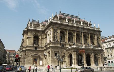 Budapest Opera House Or State Opera House Image