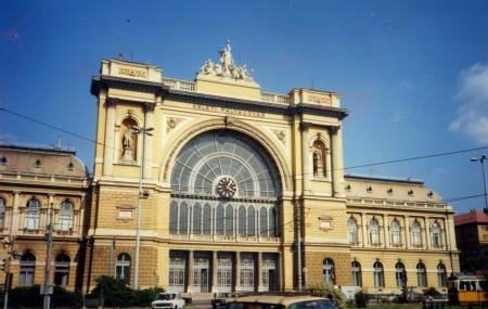 East Station Image