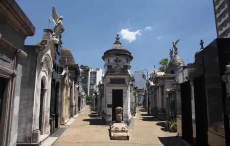 Recoleta Cemetery Image