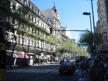 Avenida De Mayo Image