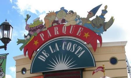 Parque De La Costa Image