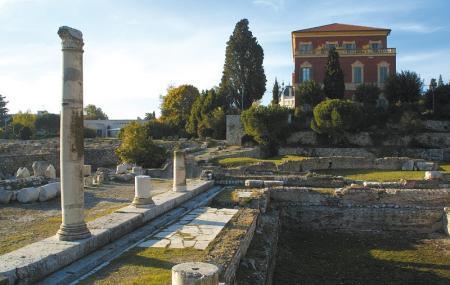 Museum And Archaeological Site Cimiez Image