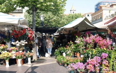 Cours Saleya Flower Market, Nice