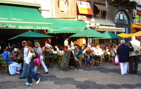 Rue De France Pedestrian Zone Image