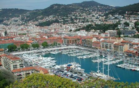 Nice Port Image