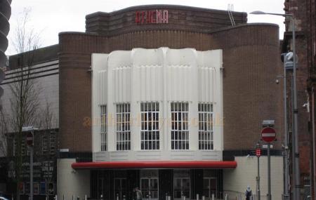 Athena Theatre Image