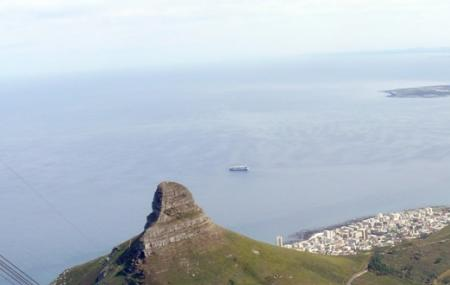 Lions Head And Signal Hill Image