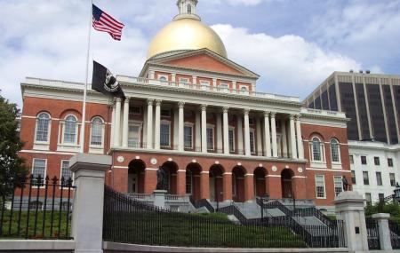 Massachusetts State House Image