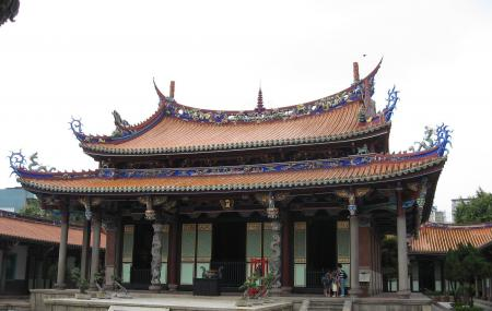 Taipei Confucius Temple Image