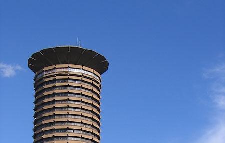 Kenyatta International Conference Center Image