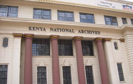 National Archives, Nairobi