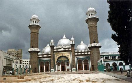 Jamia Mosque Image