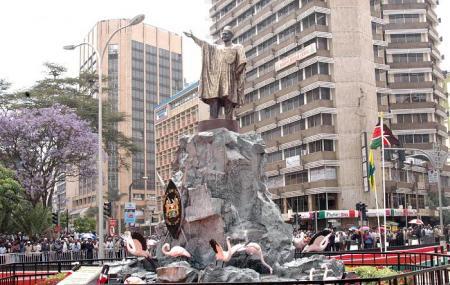 Tom Mboya Statue Image