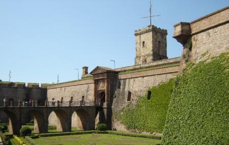 Castell De Montjuïc Image