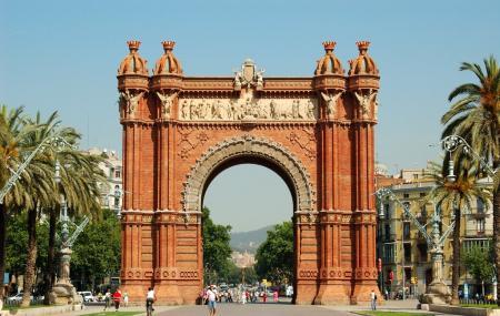 Arc De Triomf Image
