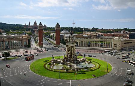 Placa D'espanya Image