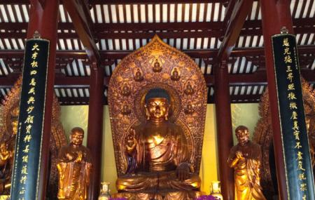 Guangxiao Temple Image