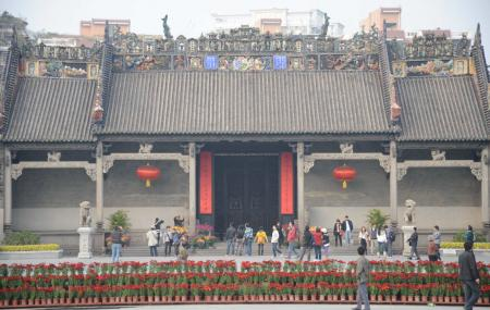 Ancestral Temple, Guangzhou