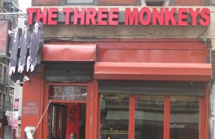 Three Monkeys Image