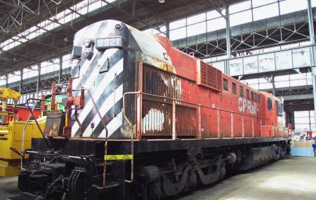 Canadian Railway Museum Image