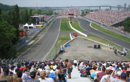 Circuit Gilles Villeneuve Image
