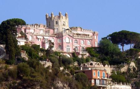 Le Chateau Or The Castle Of Nice Image
