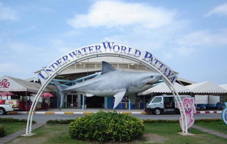 Underwater World Pattaya Image