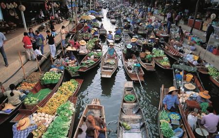 Pattaya Floating Market Image