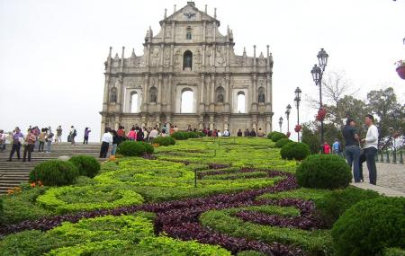 Ruins Of St Paul Image