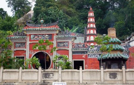 A Ma Temple Or Ma Kok Miu Image