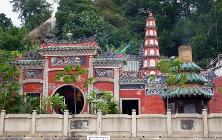 A Ma Temple Or Ma Kok Miu, Macau