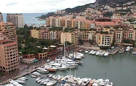 Monte Carlo Harbour Image