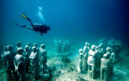 Cancun Underwater Museum Image