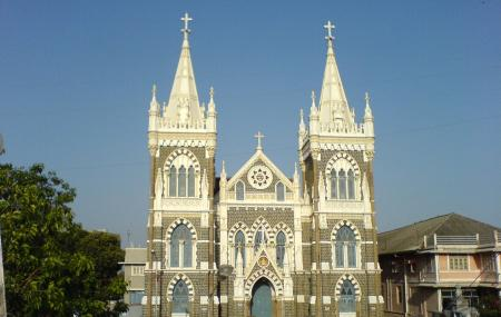 Mount Mary Church Image