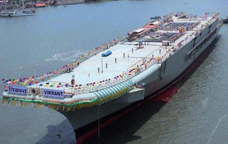 Indian Museum Ship Vikrant Image