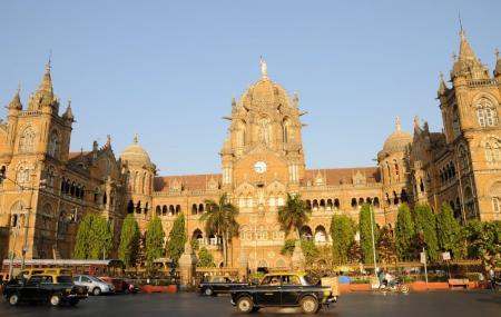 Chhatrapati Shivaji Maharaj Terminus Image