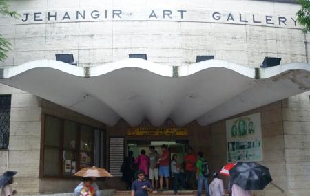 Jehangir Art Gallery Image