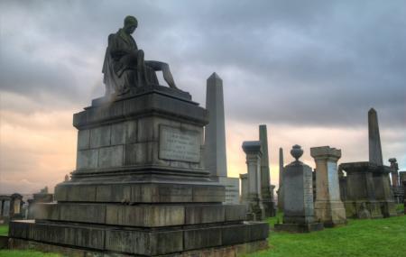 Glasgow Necropolis Image