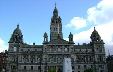 Glasgow City Chambers Image