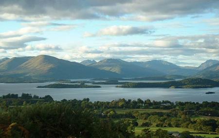 Loch Lomond Image