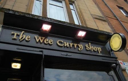The Wee Curry Shop Image