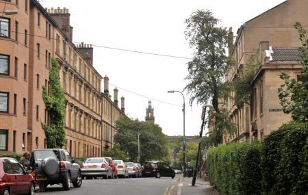Glasgow West End Image