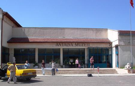 Antalya Museum Image