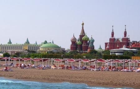 Lara Beach Image