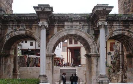 Hadrians Gate Image
